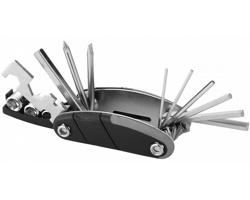Multifunkční nástroj POLJE, 16 funkcí - černá