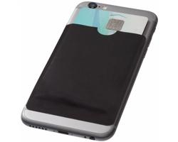 Ochranné RFID pouzdro pro platební karty NAPKIN na mobilní telefon - černá