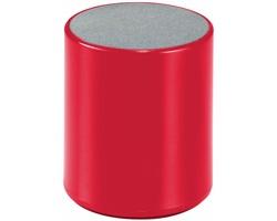 Mini bezdrátový reproduktor VIREO v dárkovém balení - červená
