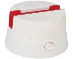 Stojánek na mobilní telefony ARABIC pro panoramatické focení - bílá / červená