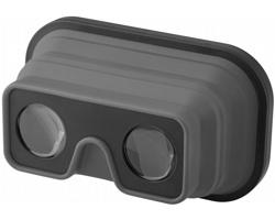 Silikonové skládací brýle pro virtuální realitu HEDITO - šedá
