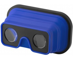 Silikonové skládací brýle pro virtuální realitu HEDITO - královská modrá