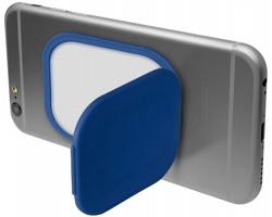 Plastový stojánek a držák telefonu STEN - královská modrá