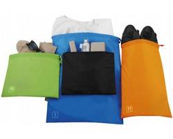 Cestovní sada tašek BRIGHTtravels ATLANTA, 4 ks - vícebarevná