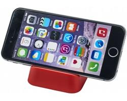 Plastový stojánek na chytrý telefon COBRA - červená