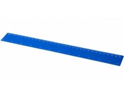 Plastové flexibilní pravítko VIED, délka 30 cm - modrá