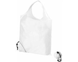 Skládací nákupní taška GIBUS s pouzdrem - bílá