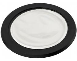 Plastová reflexní odrazka na kolo SERB - bílá