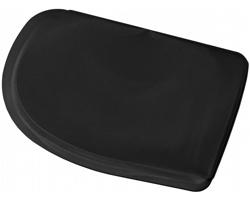 Plastová potravinová stěrka DHOBI - černá