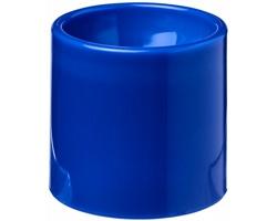Plastový šálek WHOM na servírování vajec - modrá