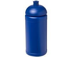Sportovní lahev PORES s víčkem proti rozlití, 500 ml - modrá