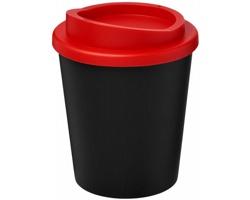 Termohrnek Americano Espresso SMITH, 250 ml - černá / červená