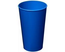 Plastový party kelímek JUNGLE, 375 ml - modrá