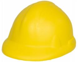 Pěnová antistresová přilba HONKER - žlutá