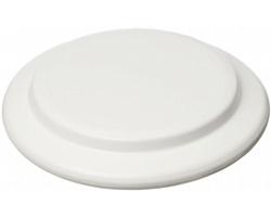 Malé plastové frisbee PLUS - bílá