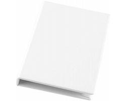 Sada papírových lepicích papírků KNOOP - bílá