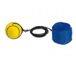 Bumerangový míček BALL - žlutá