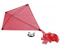 Létající drak JOHN - červená
