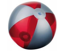 Nafukovací míč BEACH - červená