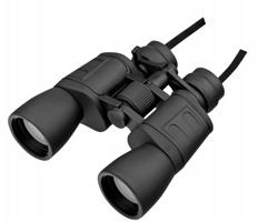 Pryžový dalekohled 8-24 x 50 Beaver WESTON s textilním pouzdrem - černá