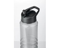 Tritanová sportovní láhev NELSON, 750 ml - černá