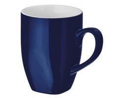 Keramický hrnek RADWAN, 350ml - tmavě modrá