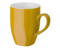 Keramický hrnek RADWAN, 350ml - žlutá