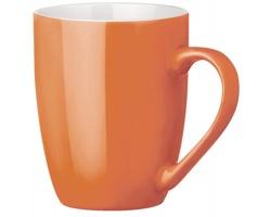 Keramický hrnek ESTEBAN, 300 ml, 370 ml - oranžová