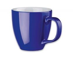 Porcelánový hrnek s hydroglazurou PANTHONY, 460 ml - modrá