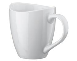 Porcelánový hrnek LISETTA, 300 ml - bílá