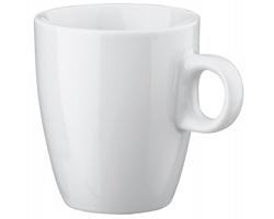 Porcelánový hrnek LIEN, 210 ml - bílá