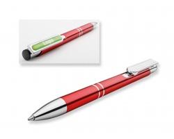 Kovové kuličkové pero OLEG DOMING - červená