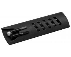 Sada kuličkového pera a mikrotužky CORPEN v papírové krabičce - černá