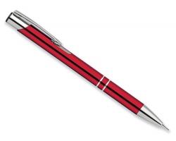Kovová mikrotužka OLEG PENCIL - červená