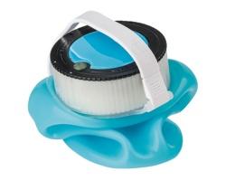 Značková vodotěsná nádoba Beaver DURABLE s LED svítilnou - vodově modrá
