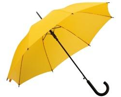 Vystřelovací deštník DONALD - žlutá