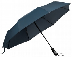 Skládací deštník CAMPANELA s obalem - modrá
