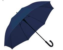Klasický deštník Santini SILVAN - modrá