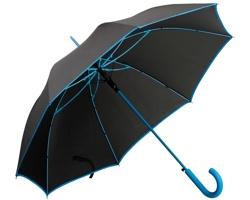 Vystřelovací deštník INVERZO - světle modrá