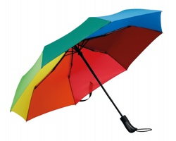 Polyesterový skládací deštník open/close 8 panelů MEDLEY