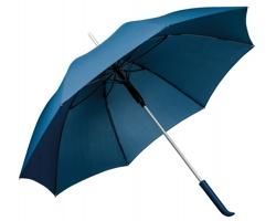 Značkový polyesterový vystřelovací deštník Santini SESSIL, 8 panelů - modrá