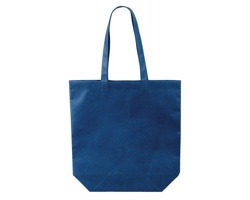 Netkaná nákupní taška TANAH - modrá