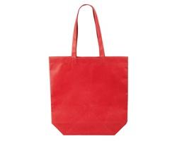 Netkaná nákupní taška TANAH - červená