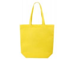 Netkaná nákupní taška TANAH - žlutá