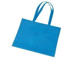 Nákupní taška ROXANA - světle modrá