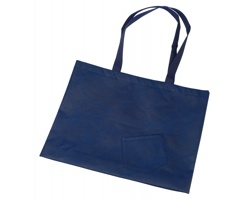 Nákupní taška ROXANA - modrá