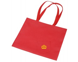 Nákupní taška ROXANA - červená