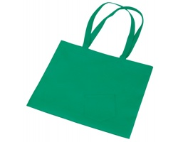 Nákupní taška ROXANA - zelená