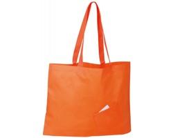 Nákupní taška ROXANA - oranžová