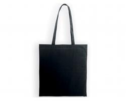 Nákupní taška ALENA I s dlouhými držadly - černá
